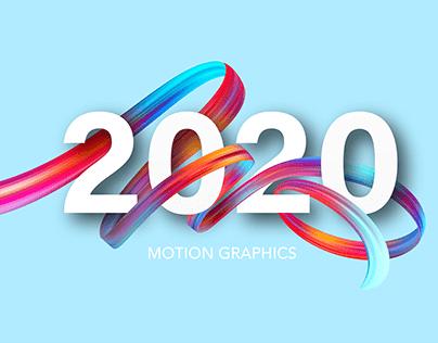 2020 Motion Graphics