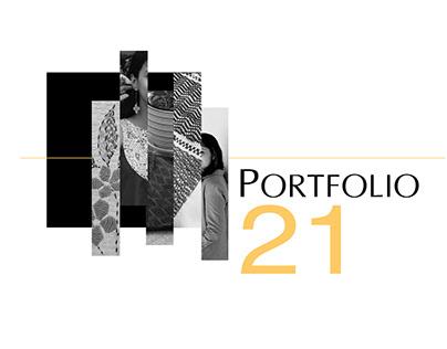 Fashion Portfolio 2021