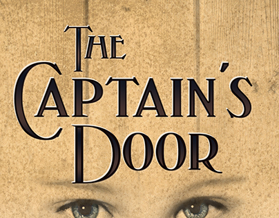 Book and Audiobook covers for The Captain's Door