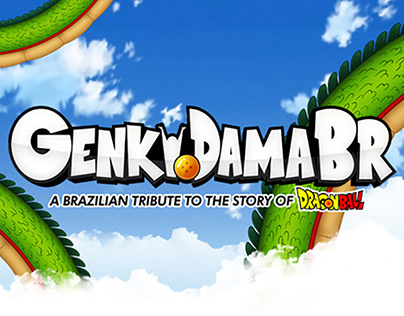 Genki Dama Br - Dragon Ball Collab
