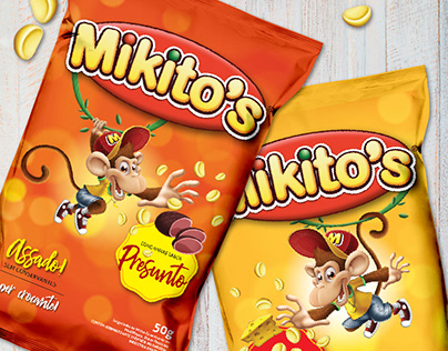 Package for Snacks Mikito's