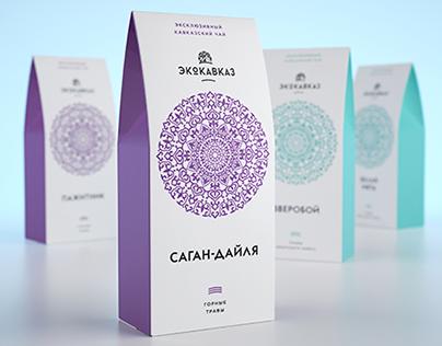 Ecokavkaz herbal tea