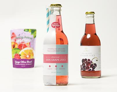 Grape Juice Packaging Project