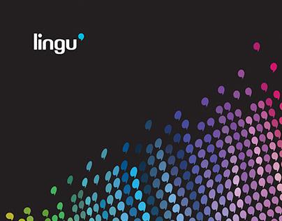 Lingu Brand design - Logo design and Brand guidelines