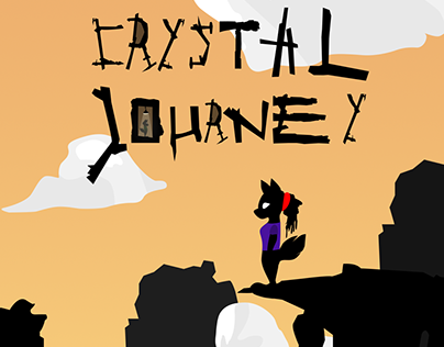 "Concept for the game ""CRYSTAL JOURNEY"""