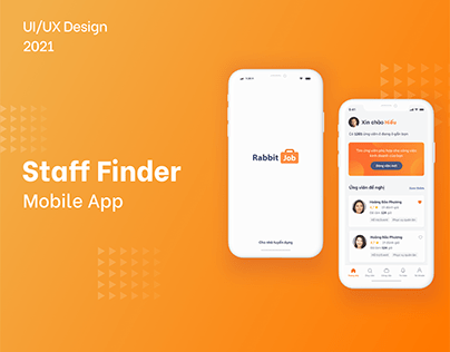 Rabbit Job | Staff Finder App in Vietnam