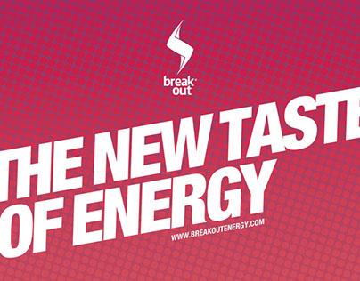 Breakout Energy Drink