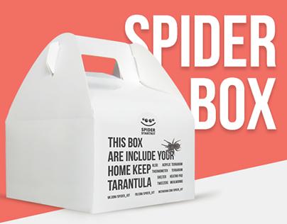 Spider box — Kit for starter