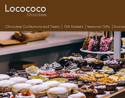 Locococo Website Prototype