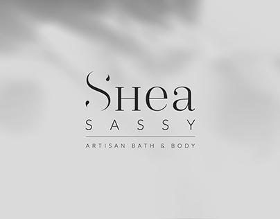 Shea Sassy Brand Identity