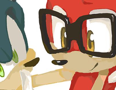 Sonic Forces fanart
