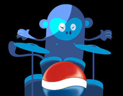 Pepsi Monkey Business