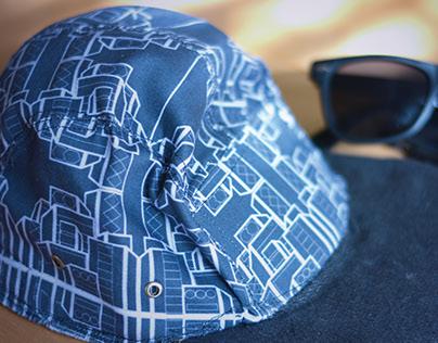 CityScape - Textile Design
