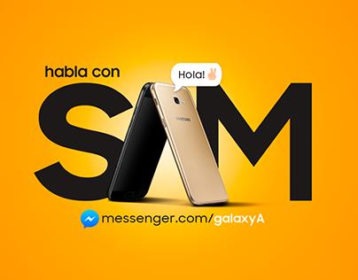 Samsung · Galaxy A release · Habla con sAm