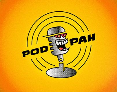 PODPAH | Logotipo
