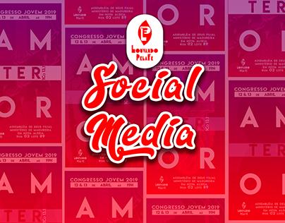 SOCIAL MEDIA LPF
