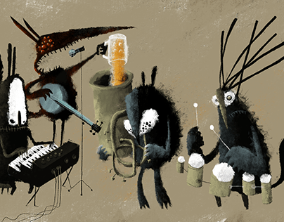 Band of monsters