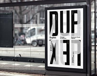 Duplex Exhibition / Identity
