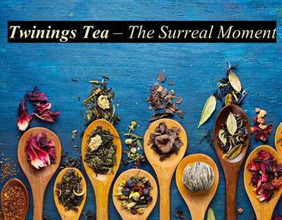 Twinings Tea / The Surreal Moment / Social