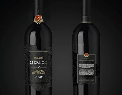 Guvita Wine Branding & Packaging