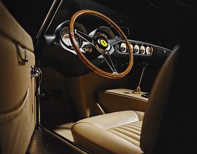 Ferrari 250GT California || FULL CGI