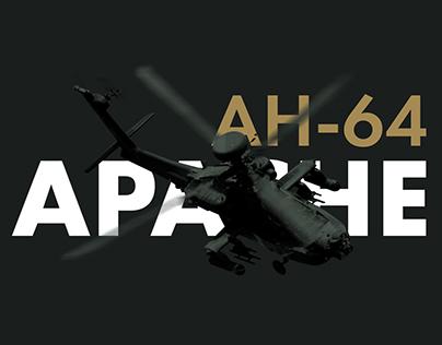 APACHE AH - 64