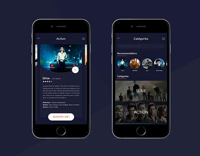 UI Challenge - Movie App