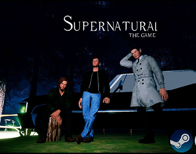Supernatural the game (fan mode)