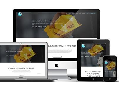 24le.co.uk - UI/UX, Responsive web design