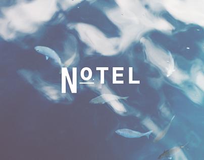 Notel Logo & Branding