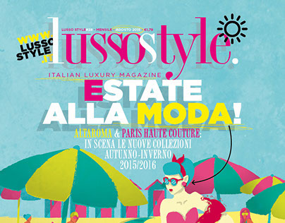 Lusso Style#28 / Agosto 2015