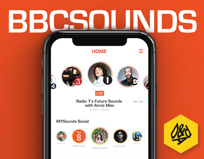 D&AD New Bloods 2019: BBC Sounds