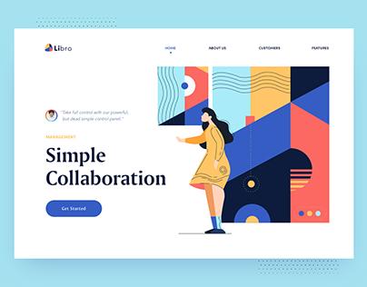Libro Homepage