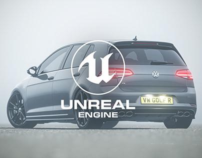SOLITUDE - Unreal Engine 4 RTX