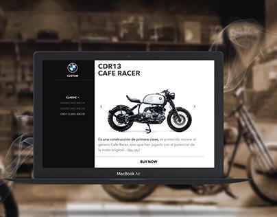 BMW Classic e-commerce
