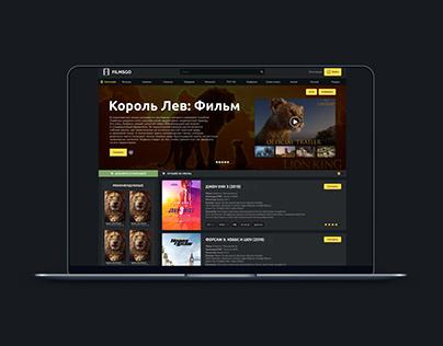 Бесплатные фильмы/cinema free - ux,ui