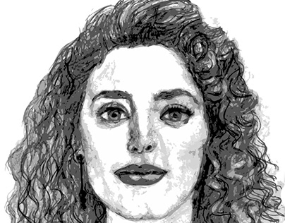 JuhiChawla Portrait