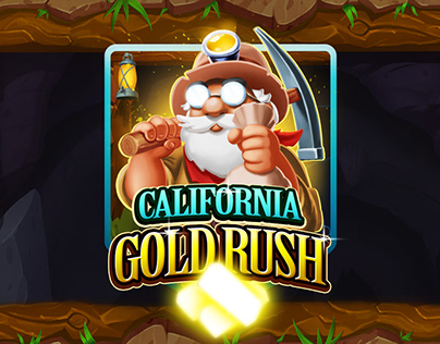 California Gold Rush - Game