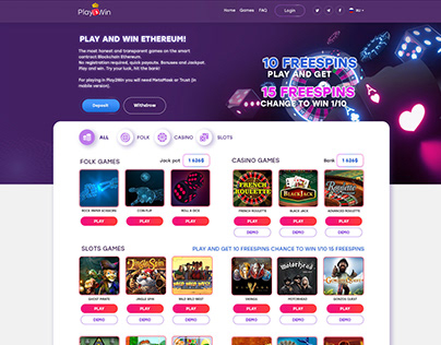 Play2win-gaming platform