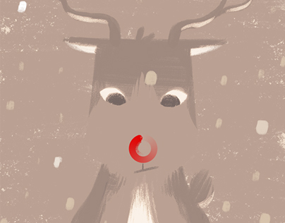 Rudolph the Red-Nosed Loader
