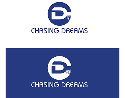Logo design for couple travelling