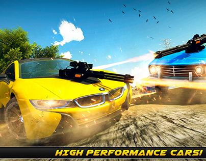 Cars Battle Crash Screenshot-gui/ui/ue/ux app icon logo