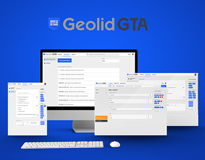 WEB EDITOR TOOL, GEOLID GTA SOFTWARE