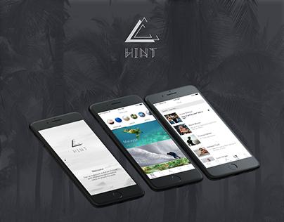 Hint Sport & Travel App