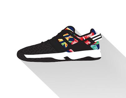 Adidas Y-3 Roland Garros Tribute