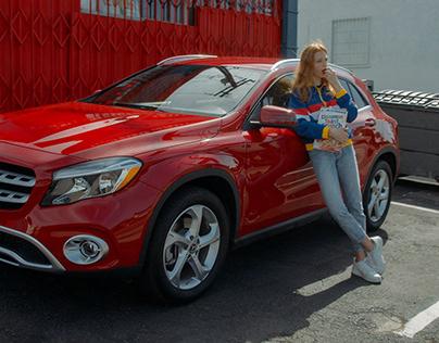 Mercedes-Benz GLA New Film Version