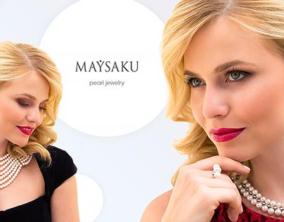 Maysaku - pearl jewelry