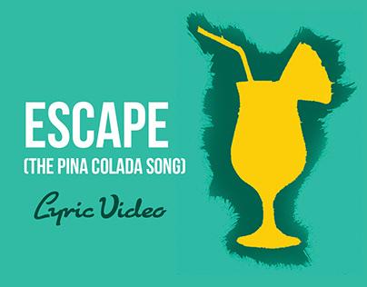 Escape - Animation