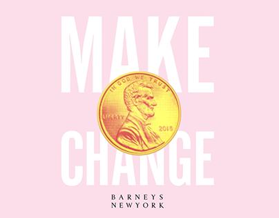 Barneys 2k18: Make Change