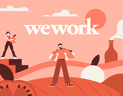 WeWork | Benefits Campaign